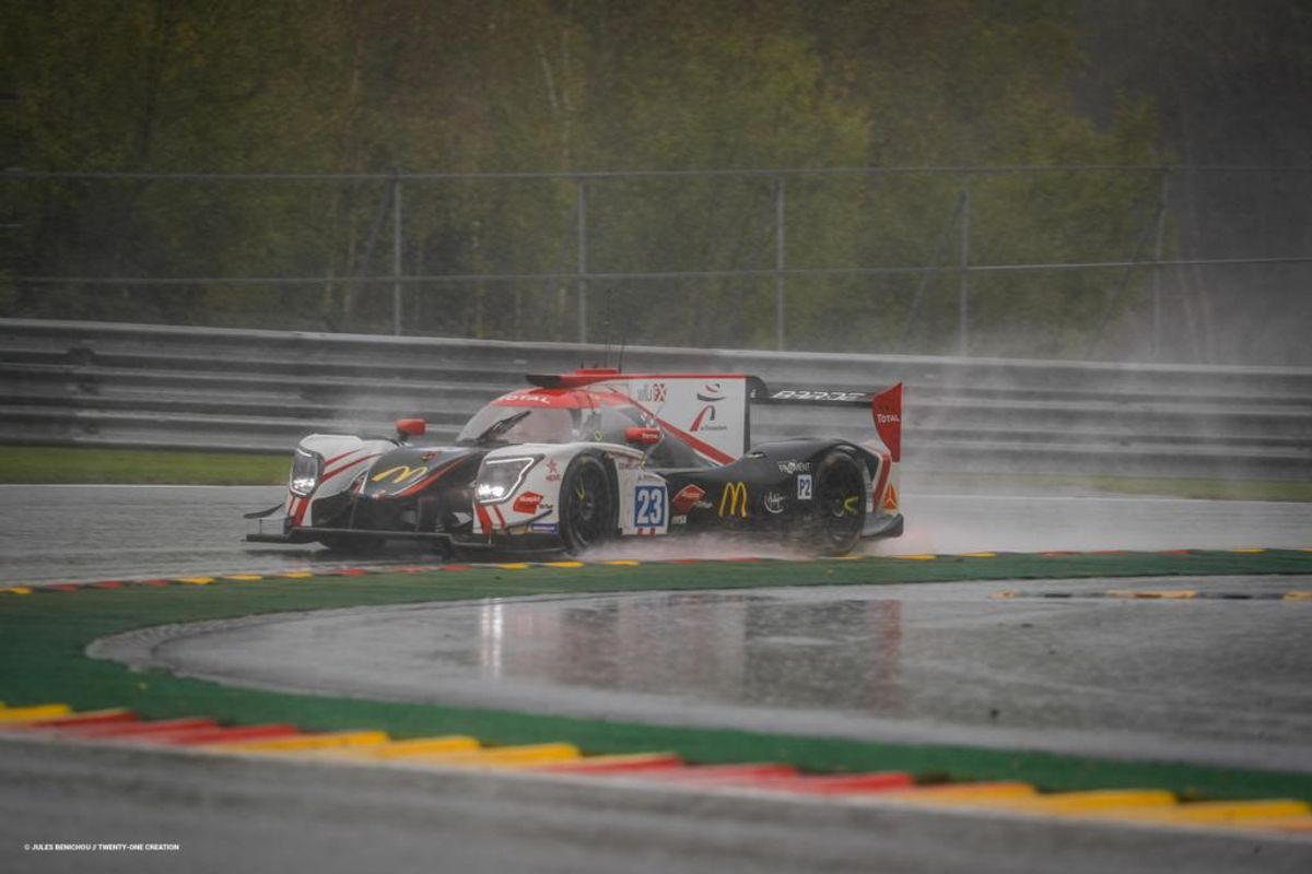 Long awaited ELMS podium for Panis-Barthez Compétition at Spa