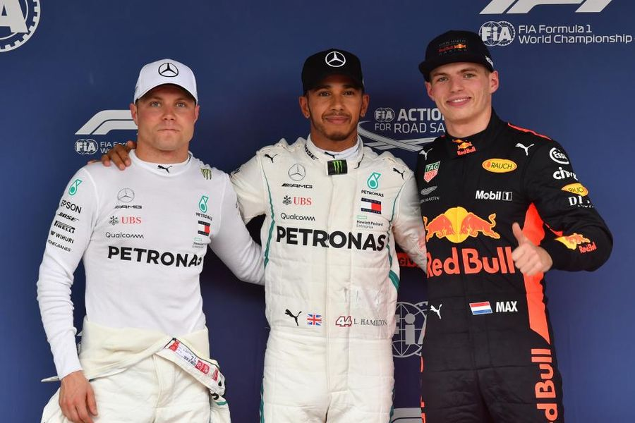 Hamilton on pole for Japanese Grand Prix