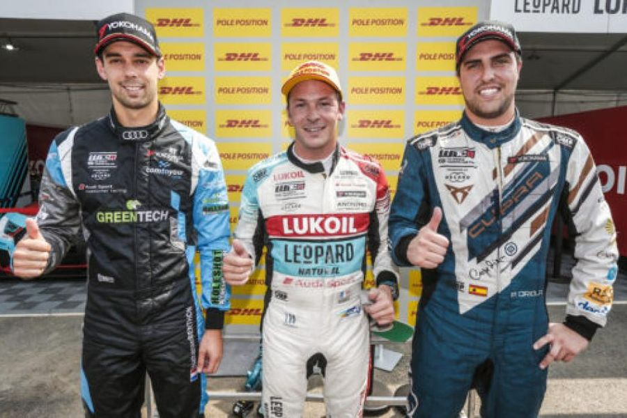 Vernay takes WTCR Race of China pole