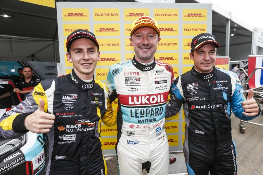 Shedden takes WTCR Race of China Qualifying 2 pole