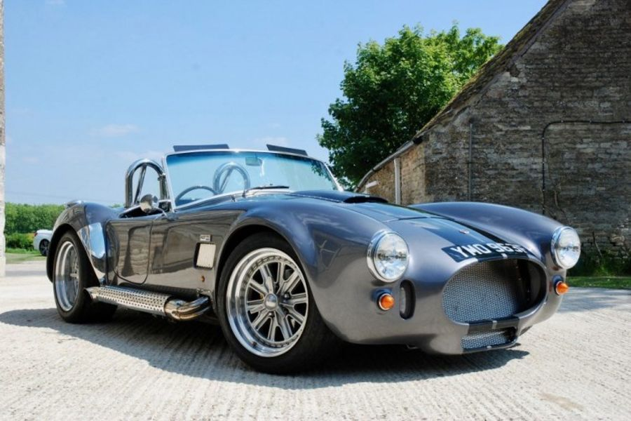 2005 AC Cobra by DAX on offer at COYS Syon Park Auction
