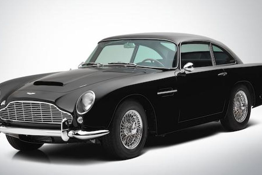 1962 Aston Martin DB4 'Series V' Vantage Sports Saloon Sold for €1,121,250 (£986,812) at Bonahms; results