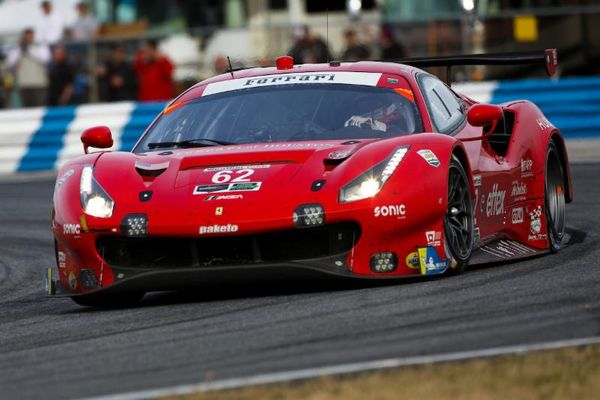 Risi Competizione looking for more Petit Le Mans success