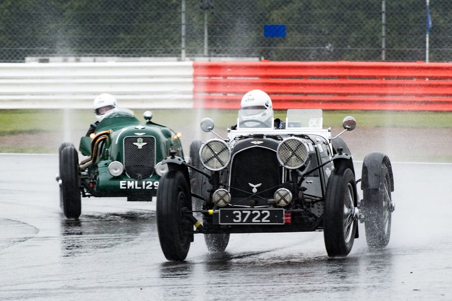 AMOC Champions crowned at rain lashed Silverstone
