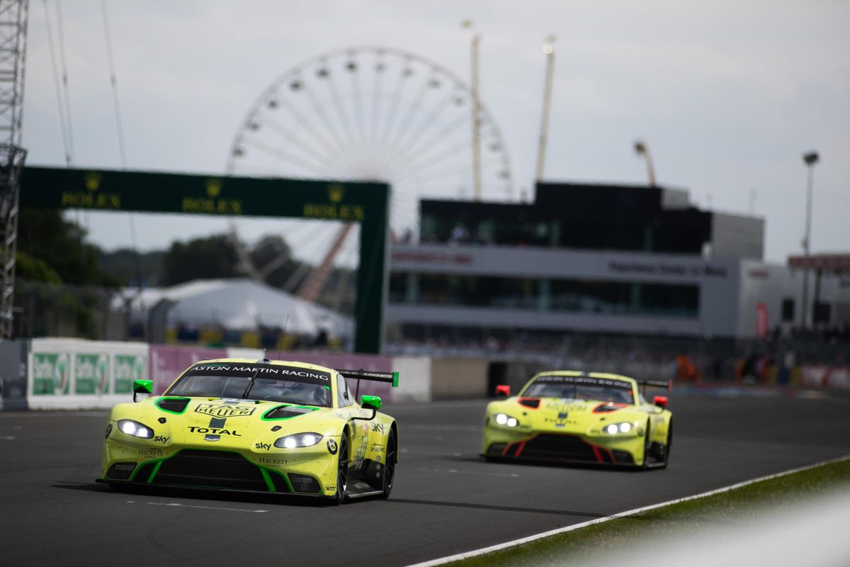 Aston Martin Racing targets podium at Fuji Speedway with Vantage GTE