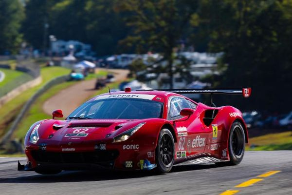 Risi Competizione Petit Le Mans qualifying review