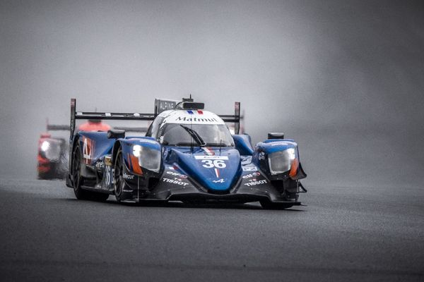 Fourth WEC podium in a row for Signatech Alpine Matmut