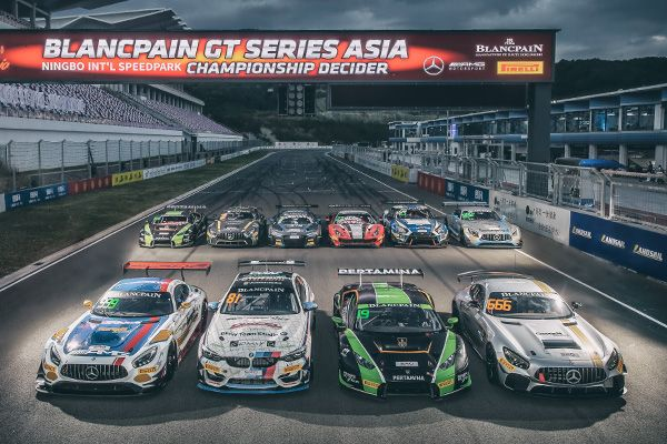 FFF Racing, Lamborghini, Lind and Kodric seal Blancpain GT Asia GT3 title with victory