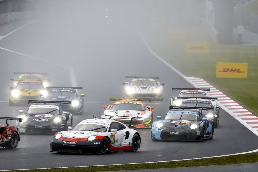 Porsche extends WEC championship lead after win at Fuji