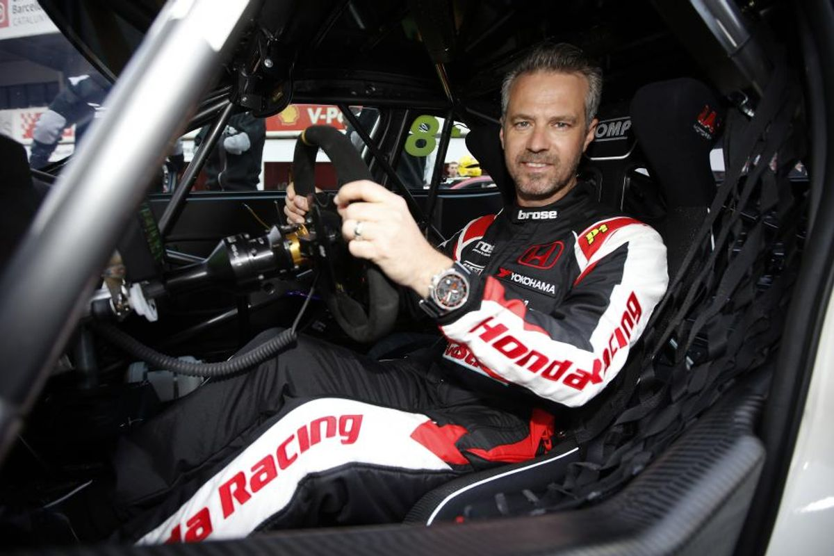 Monteiro to drive Boutsen Ginion Racing Honda Civic Type R TCR in Japan