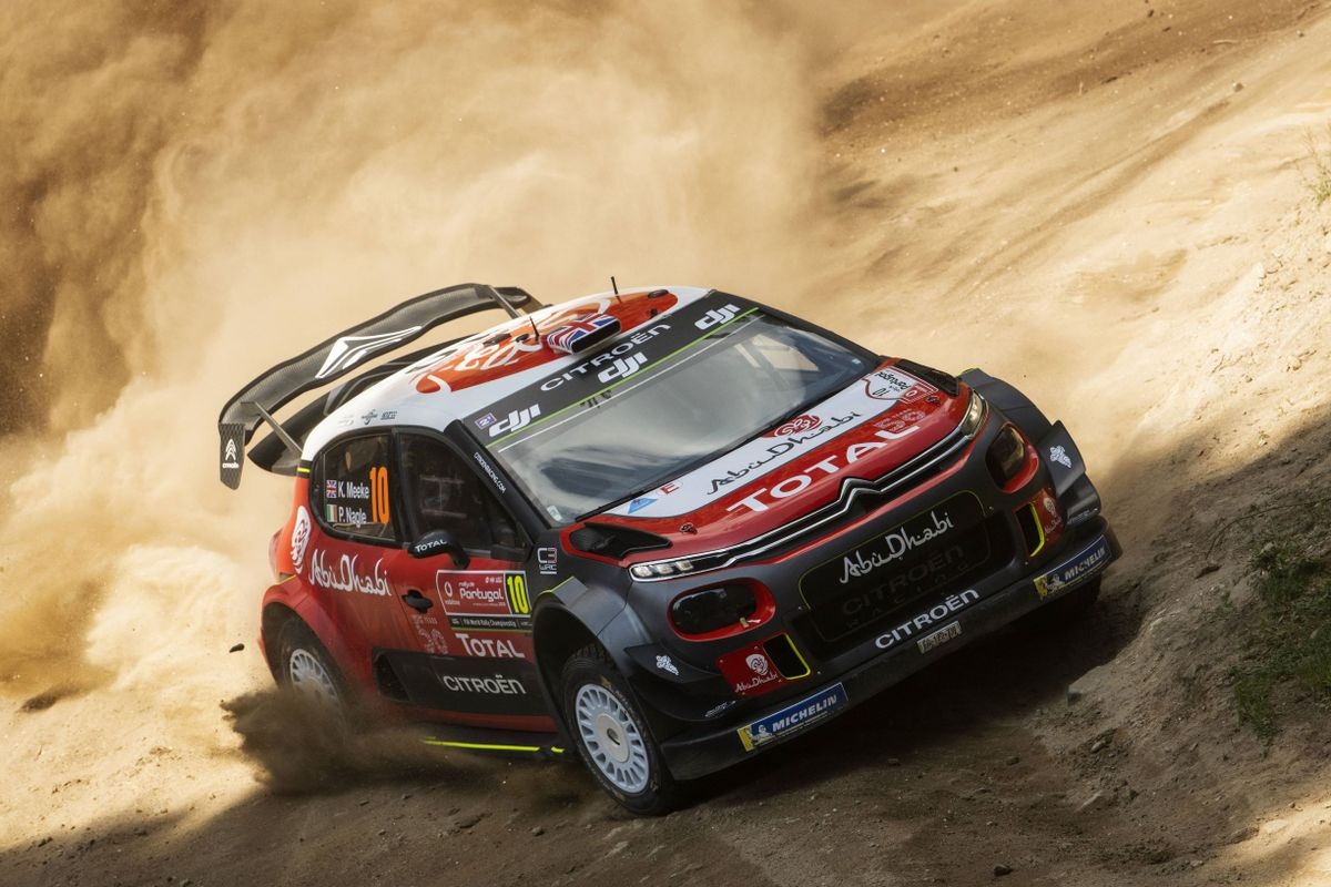 Meeke back in the WRC; confirmed at Toyota as Lappi moves to Citroën
