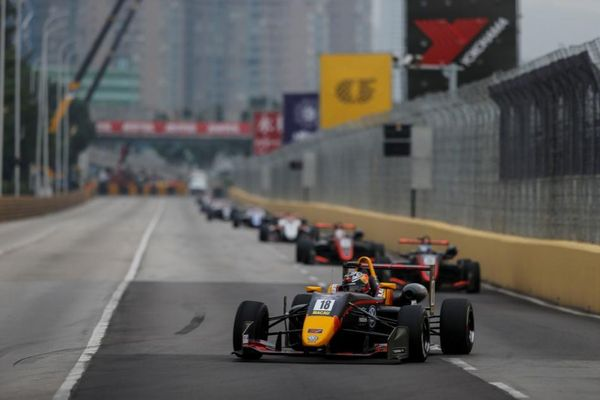 28 Cars to line up for F3 showpiece at legendary Macau GP