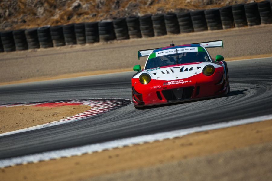 Wright Motorsports set for a California 8 hours return