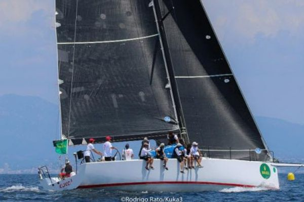 International fleet for Transatlantic Race
