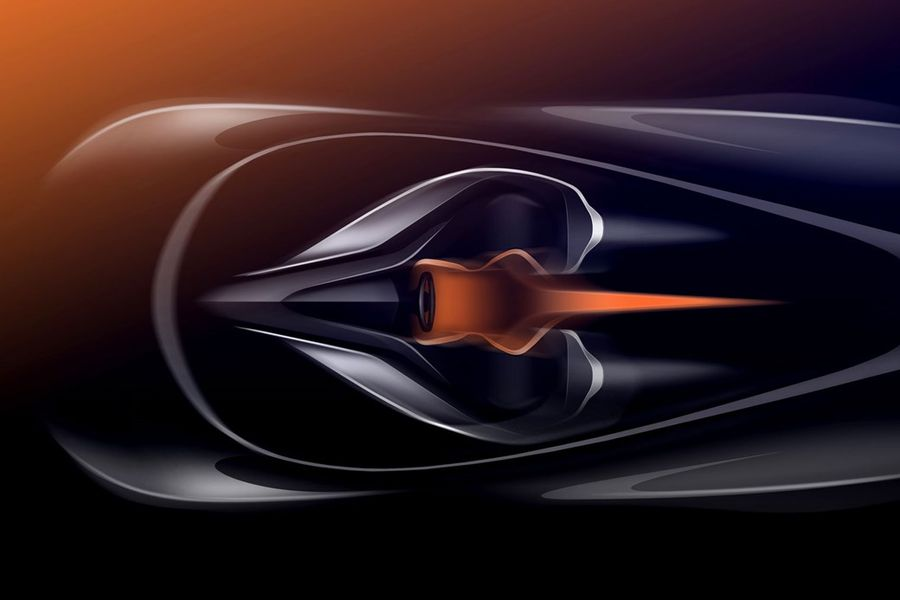 Countdown to the launch of the McLaren Speedtail