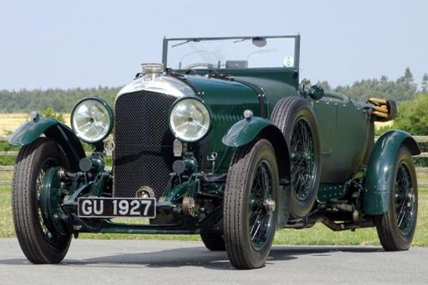 H&H sell 1929 Bentley 4.5 Litre 'Le Mans' Style Tourer for £855,000; results