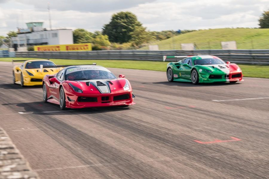 Ferrari Challenge UK series confirmed for 2019