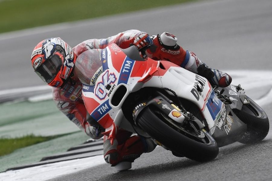 Dovizioso on pole for Motegi MOTOGP