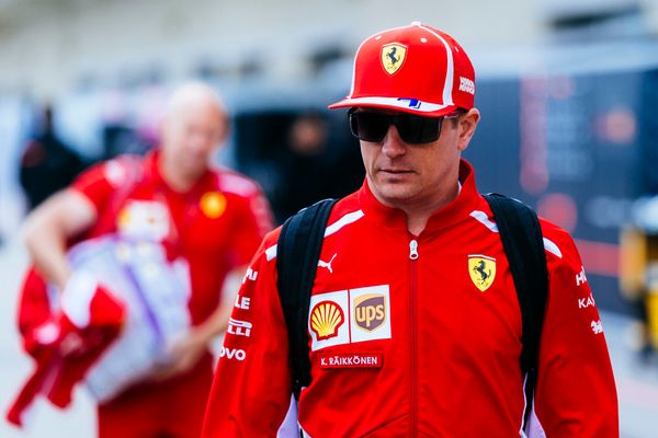 Kimi back on top with USGP win; followed by Mexican podium