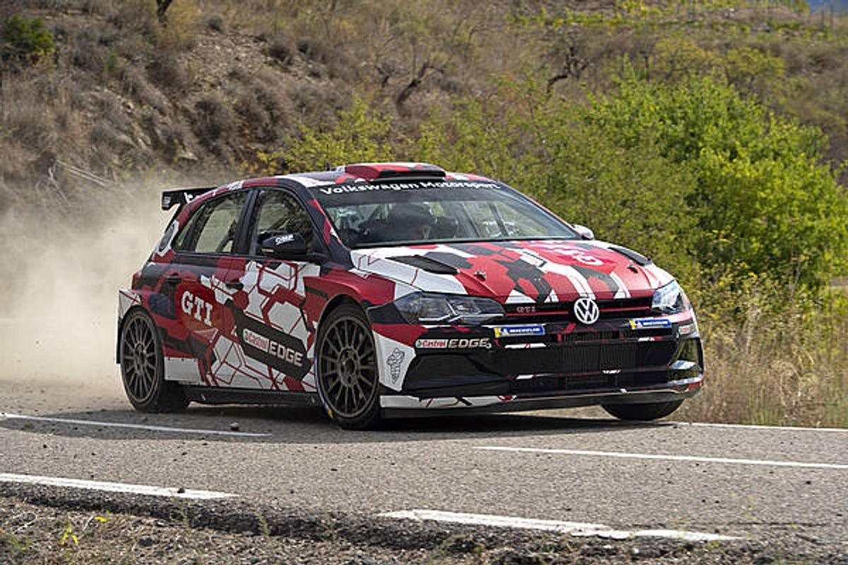 Polo GTI R5 set for its WRC debut in Spain