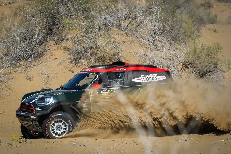 Two MINI John Cooper Works Rally to compete at Baja Portalegre 500,