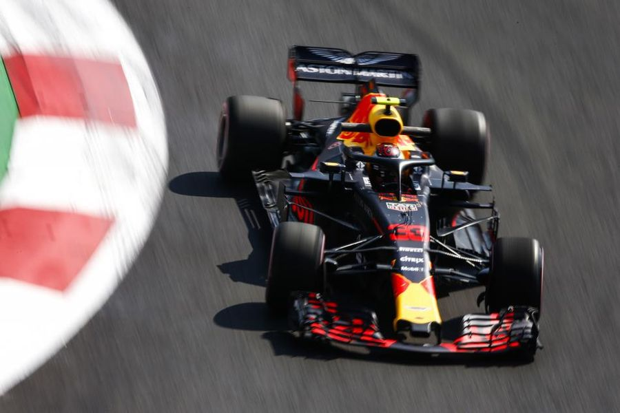 Verstappen continues to set the pace in Mexican FP2