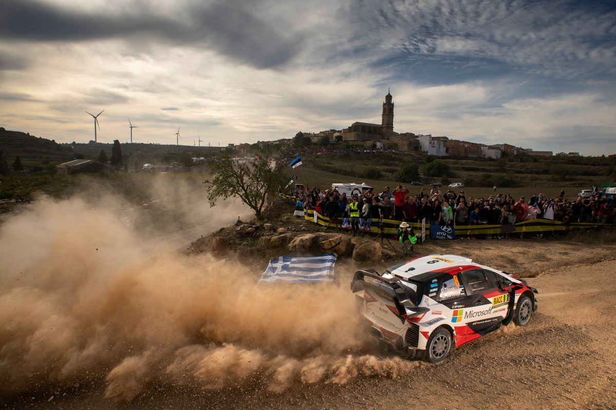 Tänak leaves title rivals floundering, boosts title hopes
