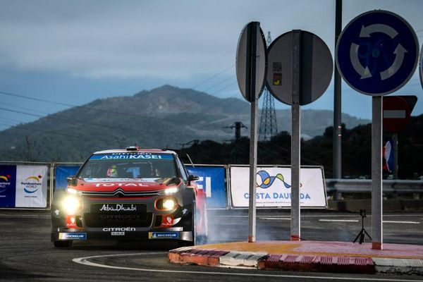 Loeb wins Rally de Espana by just 2.9 seconds