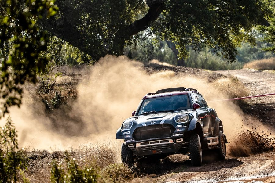 One-two result for MINI at Baja Portalegre 500
