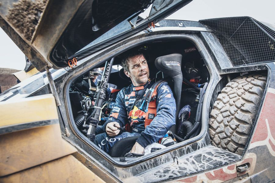 Loeb to make shock 2019 Dakar Rally return as Red Bull privateer