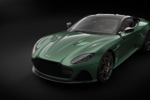Q by Aston Martin: DBS 59 marks legendary 1959 Le Mans win