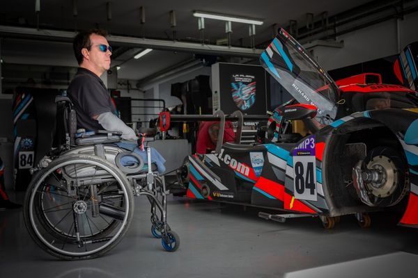 Mission Le Mans 2020: building a full team of disabled drivers for a season of endurance racing