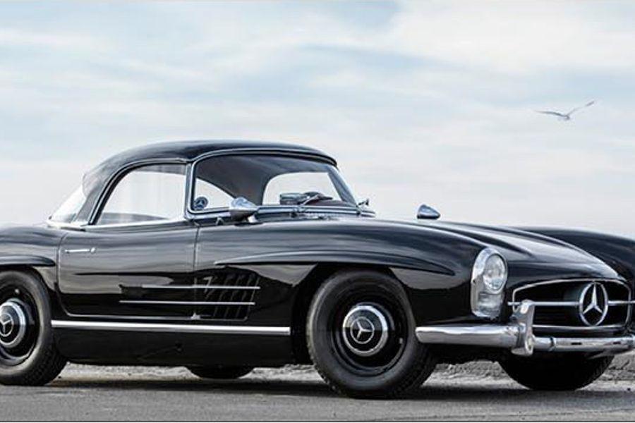 Image result for worldwide scottsdale 1959 Mercedes-Benz 300SL Roadster