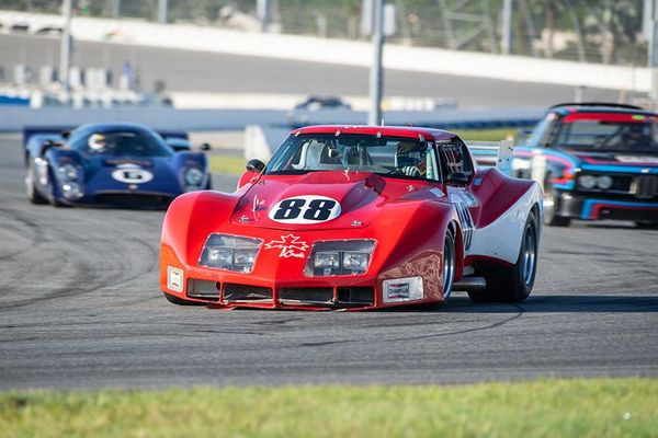 First Race Winners Crowned on Opening Day of the HSR Classic Daytona