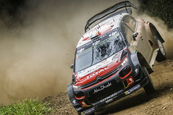 Citroën aiming to finish season on a high at Rally Australia