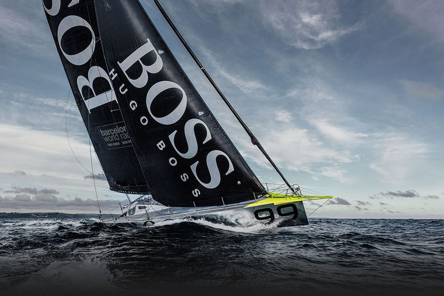 Route du Rhum: Less than 1,000 miles to go for Thomson and Tripon