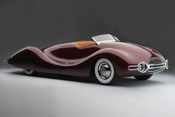 30 rare classics  destroyed in California wildfire including this 1940s Norman Timbs Special