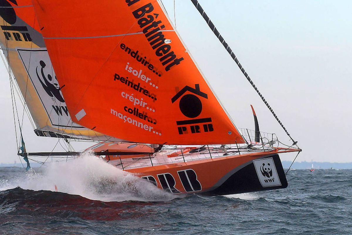 Route du Rhum; Alex Thomson Gets Third in IMOCAs Leaving Riou Disappointed