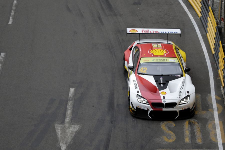 Farfus and BMW clinch FIA GT World Cup in Macau thriller