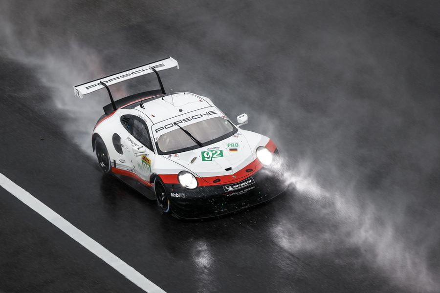 Second and third in Shanghai WEC for the Porsche GT Team after strong effort