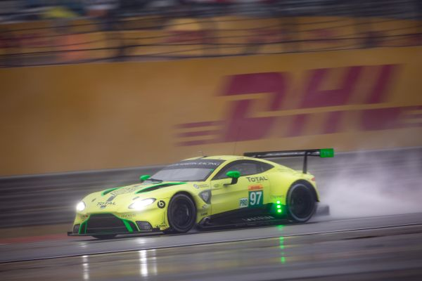 WEC: Aston Martin Vantage GTE scores maiden victory in China