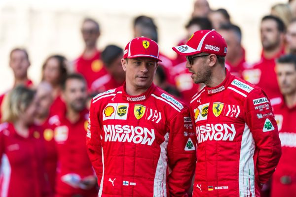 Kimi: No Reason To Be Sad - Ahead of last race with Ferrari