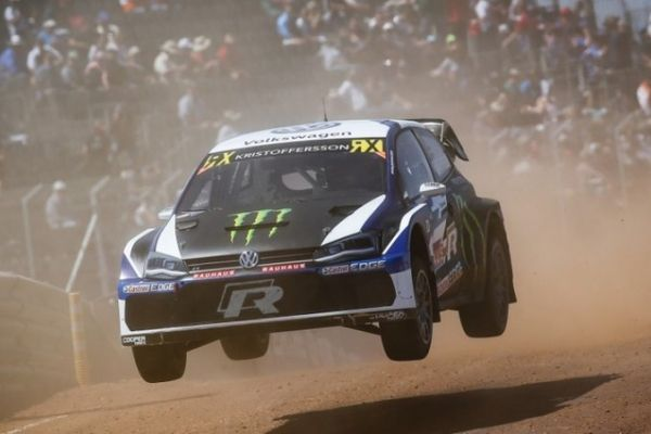 Johan Kristoffersson wins World RX of South Africa