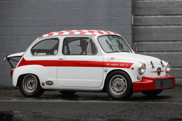 1965 Fiat-Abarth 1000 TC Berlina at Goodings' Scottsdale Auction