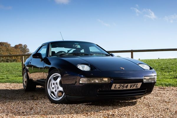 1994 Porsche 928 GTS Manual sells for £51,520 at Brooklands, results