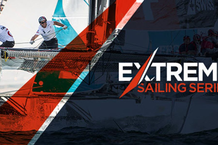 Live Coverage on Scuttlebutt of Extreme Sailing Series finale