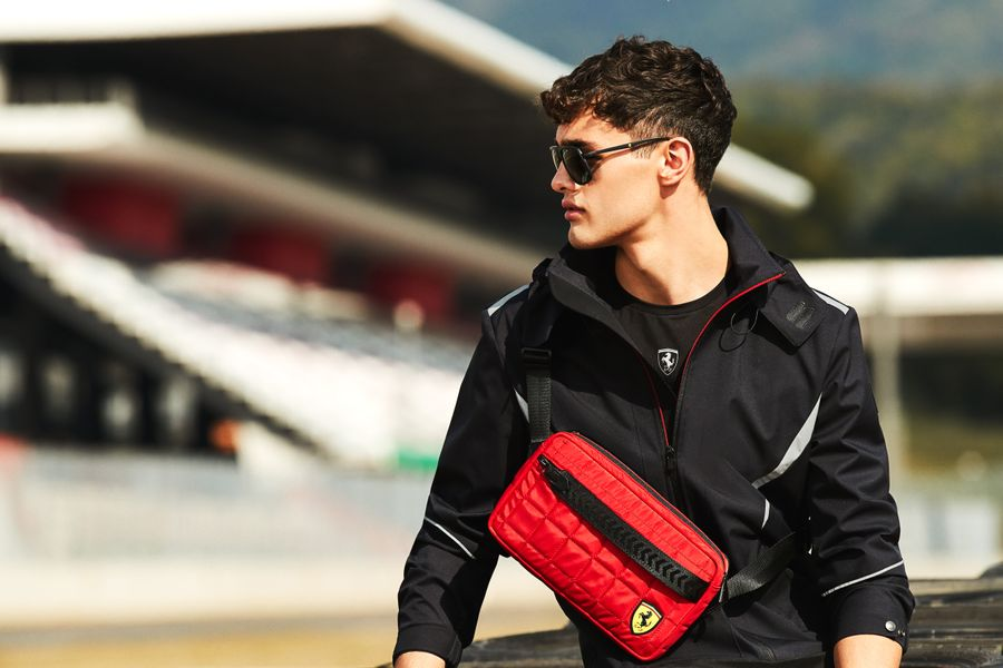 Ferrari DNA at the heart of Ferrari's Spring Summer Collection