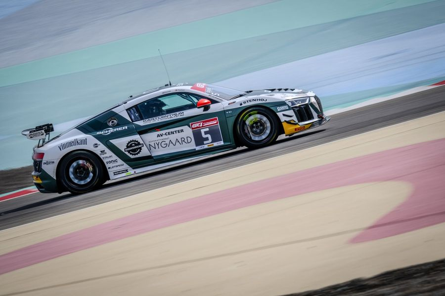 Phoenix Racing and Sainteloc Junior Team on top in GT4 International Cup qualifying