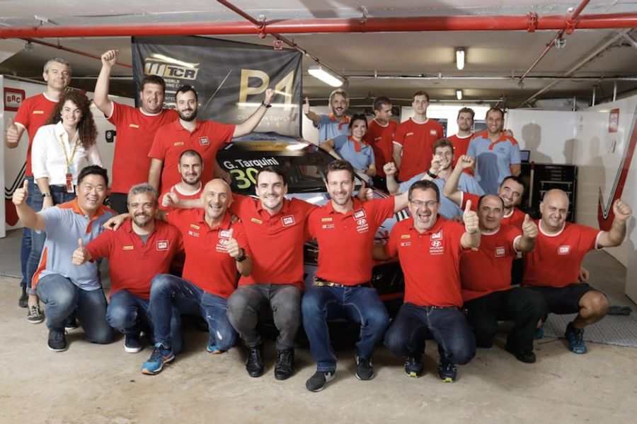 Impressive driver line-up for Hyundai customer teams in 2019 WTCR