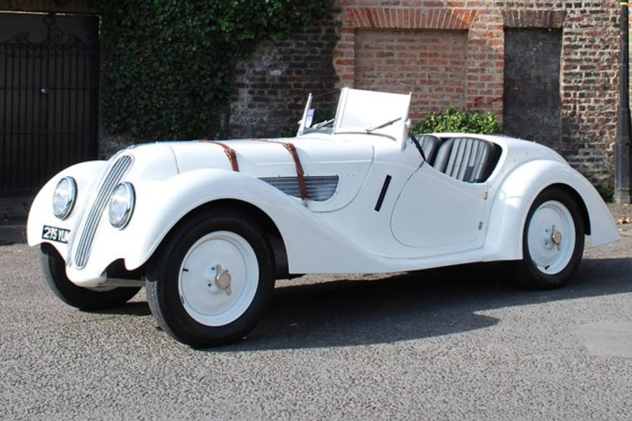 Mille Miglia eligible 1938 BMW 328 Roadster at COYS True Greats Sale